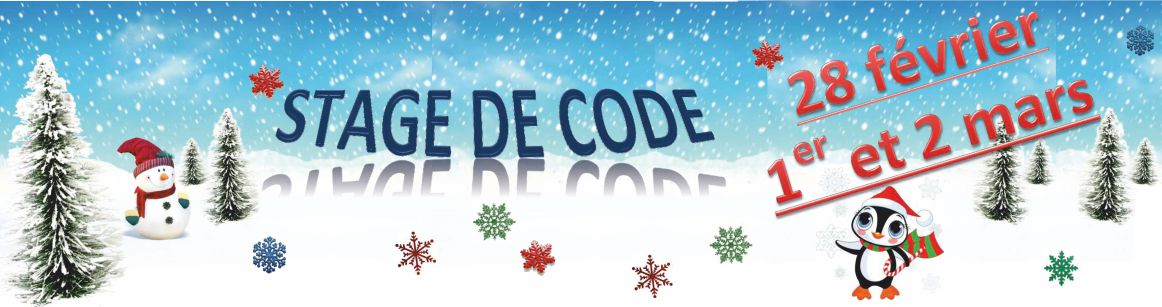 Stage-Code